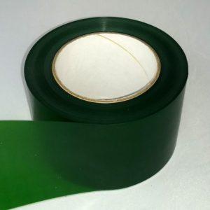 Absperrband einfarbig grün dunkelgrün